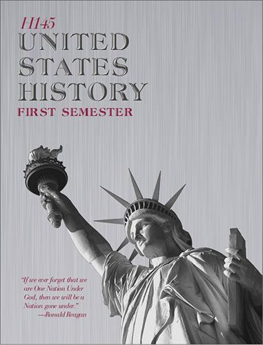 The LFBC History Curriculum
